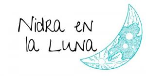 Nidra en la Luna Logo